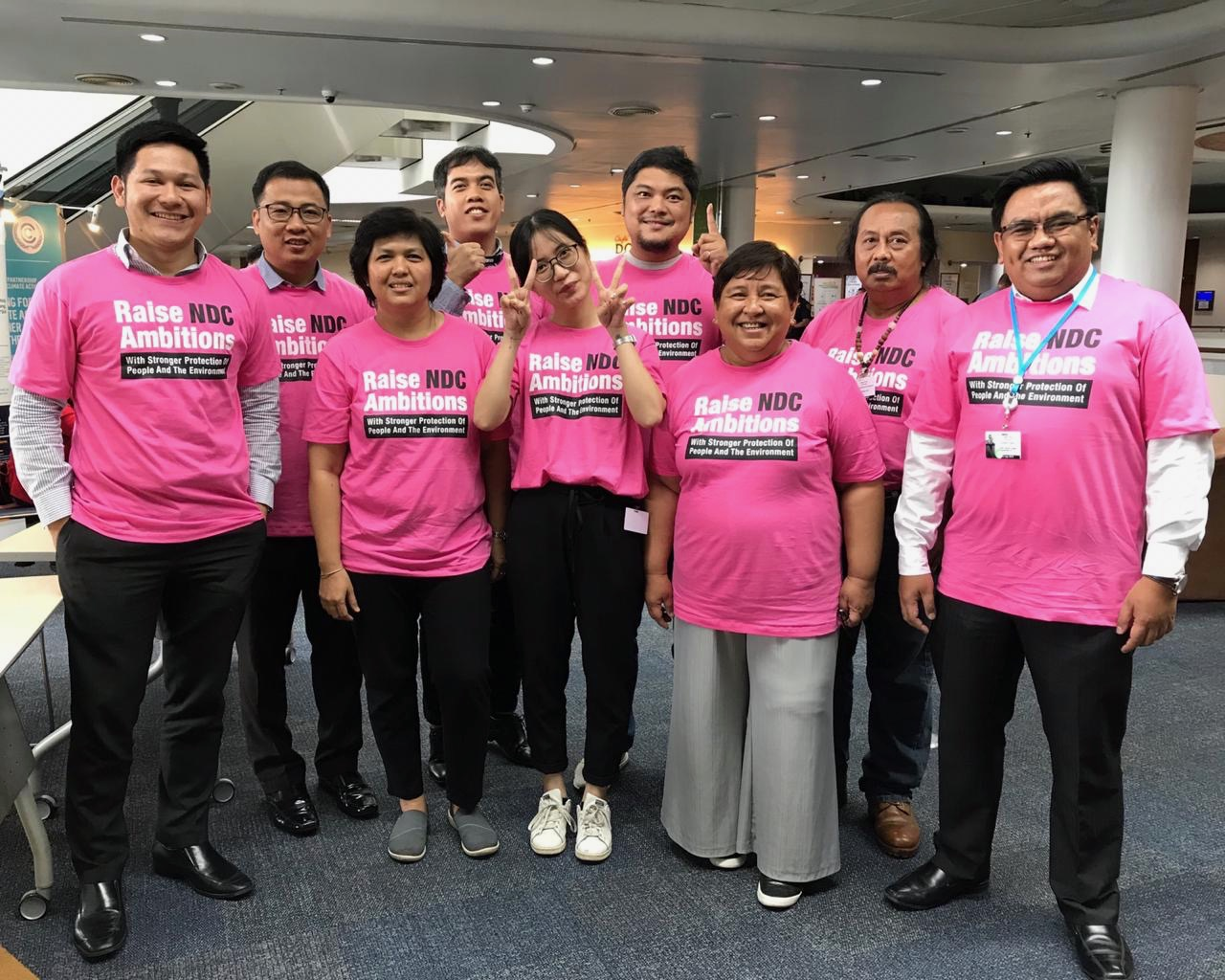 #ACCC lobbies for Asian climate action at the Asia-Pacific Climate Week 2019