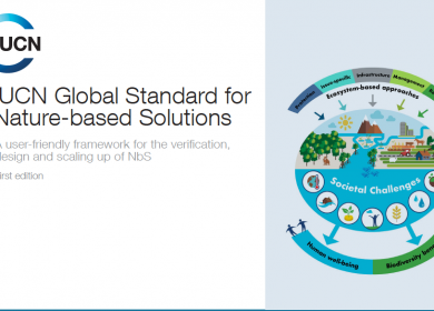 IUCN releases new Global Standards on Nature Based Solutions