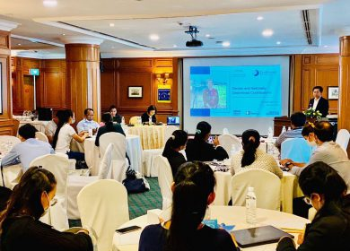 NGO Forum Cambodia bats for women empowerment in climate action