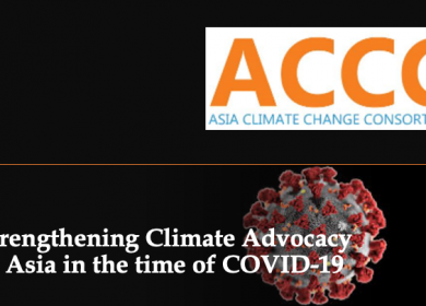 ACCC members push for climate advocacy in the time of COVID-19