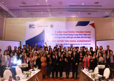 CCWG Vietnam holds conference on NDC development
